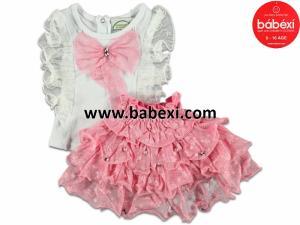 Фото BABEXI, Одежда для новорожденных Костюм для девочек 1,3,6 месяцев. Код 64 697.