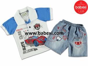 Фото BABEXI, Одежда для мальчиков, Костюмы Костюм для мальчиков : 1,2,3 года. Код 64 846.