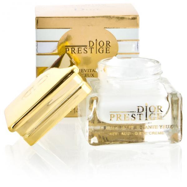 """Антивозрастной крем для кожи вокруг глаз, Christian Dior """"Prestige eye"""". 15ml"""