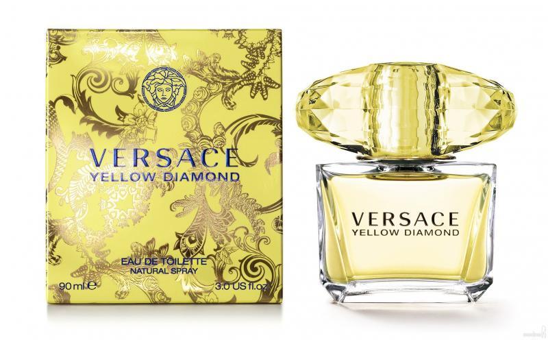 Yellow Diamond Versace  Women 90ml
