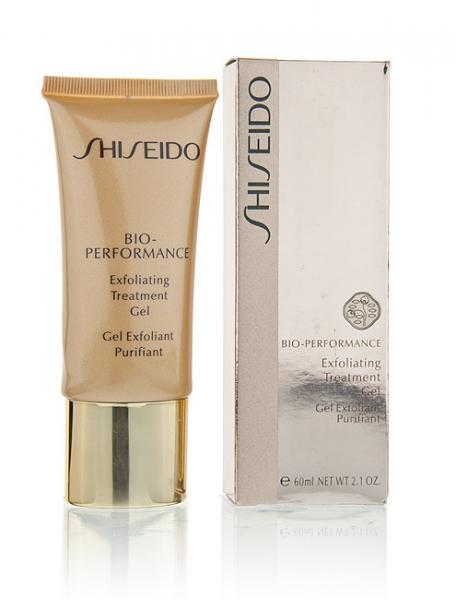 "Отшелушивающий гель Shiseido ""Bio-Perfomance Exfoliating Treatment Gel"" 60ml"