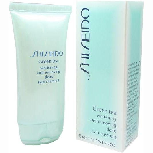 "Пилинг Shiseido ""Green Tea"" 60ml"