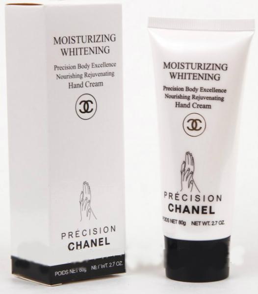 Крем для рук Chanel Moisturizing Whitening (крем для молодости и комфорта рук) 80 g,