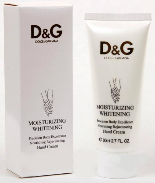 Крем для Рук DOLCE and GABBANA Moisturizing Whitening 80 g.