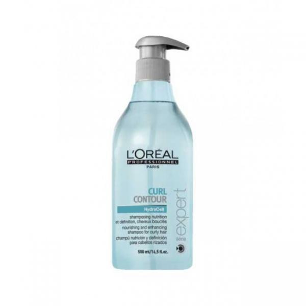 Шампунь - LOreal Professionnel Curl Contour Shampoo 500ml