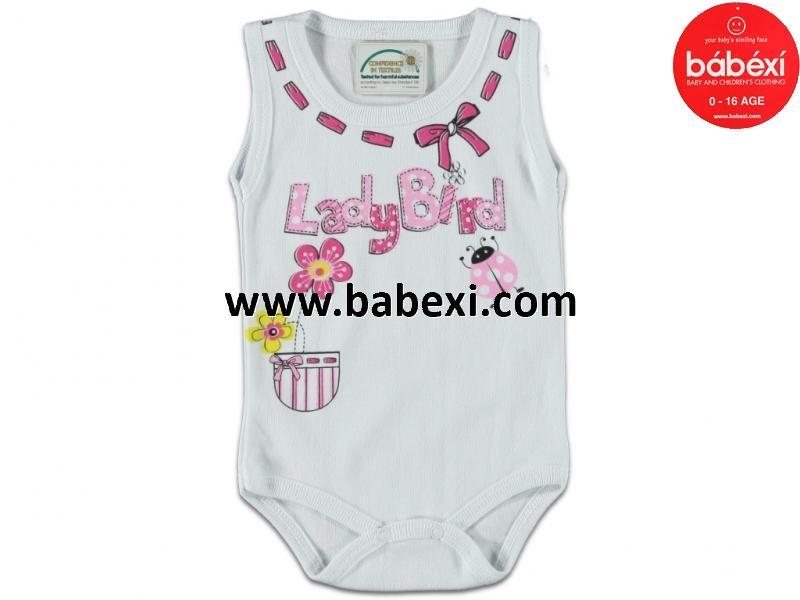Боди для новорожденных LAYDY 1,3,6,9,12 месяцев. Код 64 819