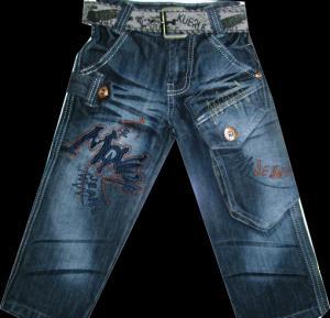 Фото ТМ Armaiti, Брюки джинсовые для мальчиков Брюки джинсовые для мальчиков 100-120см. Код #2063