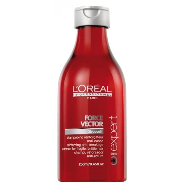 Шампунь - LOreal Professionnel Force Vector Glycocell Shampoo 250ml