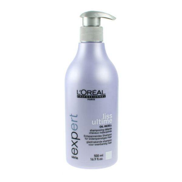 Шампунь - LOreal Professionnel Liss Ultime Shampoo 500ml