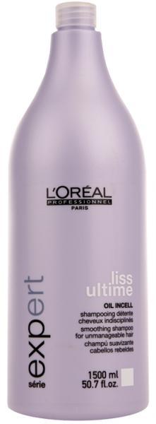 Шампунь - LOreal Professionnel Liss Ultime Shampoo 1500ml