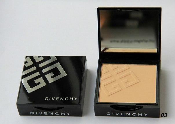 Пудра компактная Givenchy «Poudre Universelle Compacte» 14g №03-06