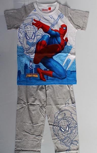 Комплект для мальчика Spider man 3,4,5,6,7,8,9 .Код 953-623