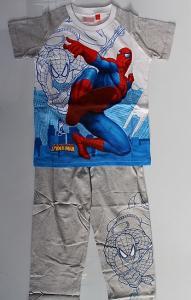 Фото ПОЛЬША, Костюмы для мальчиков Комплект для мальчика Spider man 3,4,5,6,7,8,9 .Код 953-623