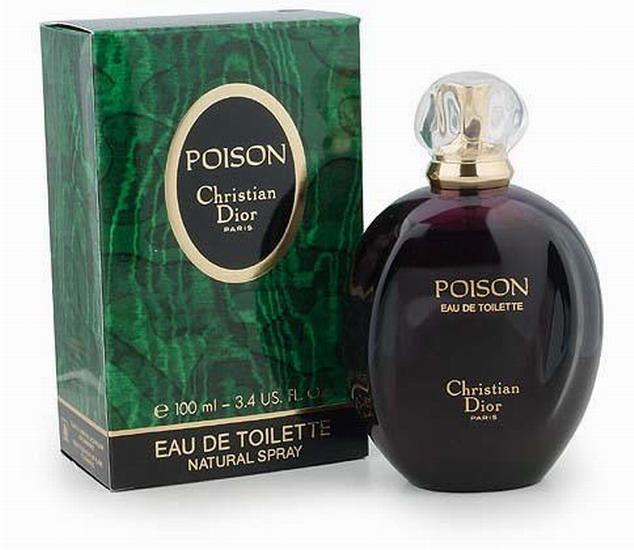 "Christian Dior ""Poison"" 100ml"
