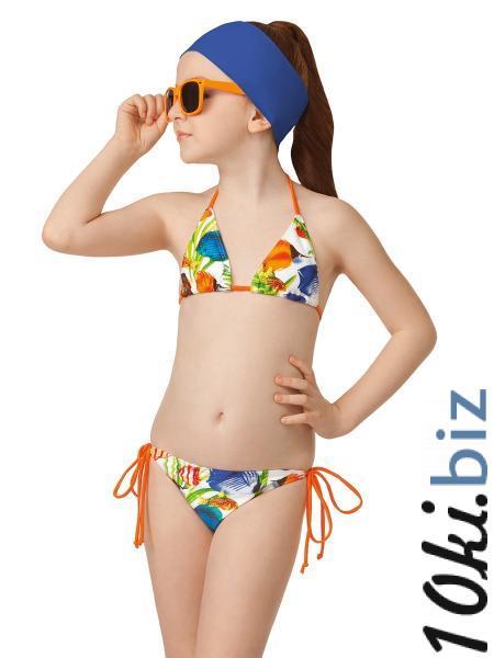 Купальник для девочек Аквариум.GB051301 Zuzu