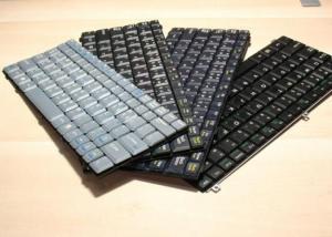 Фото Комлектующие для ноутбуков, Клавиатуры Клавиатура LENOVO