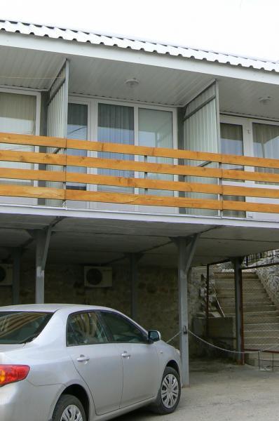 Номер в Сатере с балконом