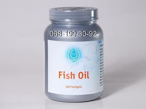 """Рыбий жир тибетского озёрного лосося  """"Fish oil""""(200 капс.)Тibemed."""
