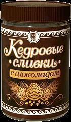 Фото СРЕДСТВА ДЛЯ ВНУТРЕННЕГО ПРИМЕНЕНИЯ  Кедровые сливки с шоколадом. Продукт белково- витаминный.