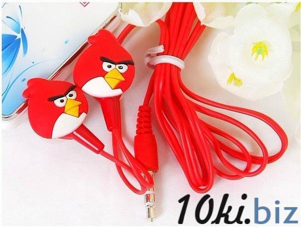АКЦИЯ!!! Вакуумные наушники Angry Birds купить в Белой Церкви - Мобильные телефоны и аксессуары