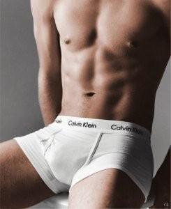 Трусы Calvin Klein боксёры серия 365 белого цвета с белой окантовкой