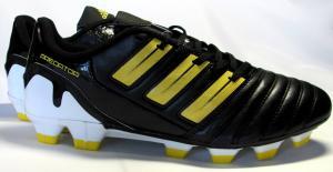 Фото БУТСЫ Бутсы Adidas Predator черно-желтые