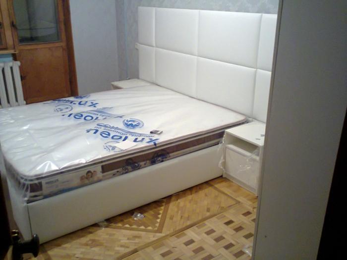"""Кровать двуспальная """"ИМПЕРИЯ"""""""