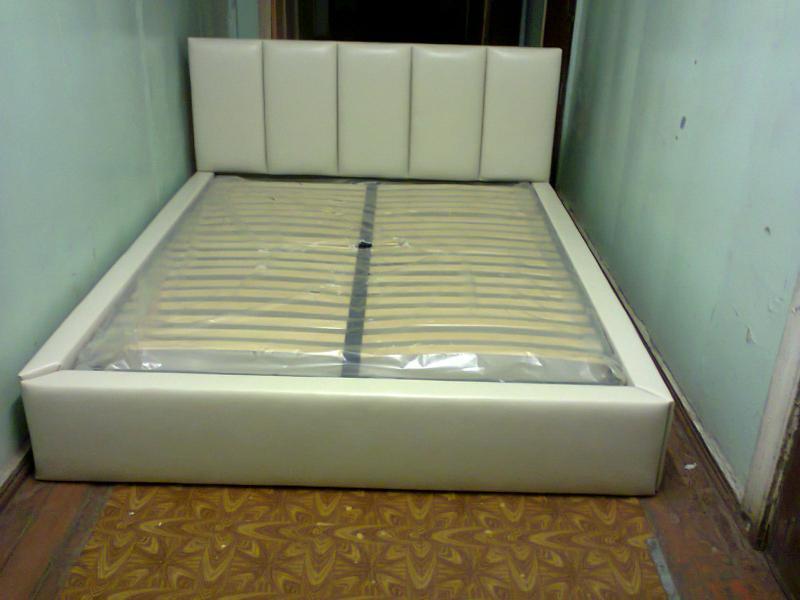 Кровать двуспальная «ВИКИНГ».