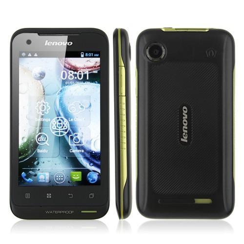 Пылевлагозащищенный смартфон LENOVO A660 на 2сим