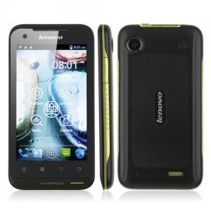 Фото Мобильные телефоны Пылевлагозащищенный смартфон LENOVO A660 на 2сим