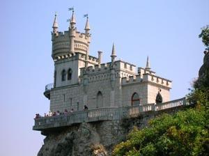 Фото Экскурсии по Крыму. Ласточкино гнездо