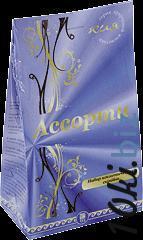 """Ассорти """"Скрабы"""", 105 гр (7 пакетиков по 15 гр) Средства для пилинга лица в Самаре"""