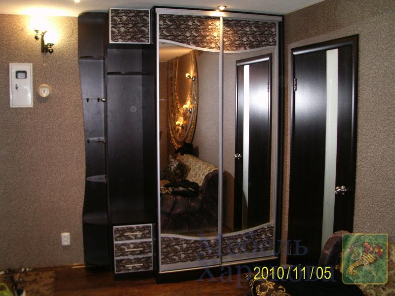 шкафы купе - Изготовление мебели на заказ в Харькове