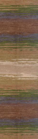 Angora Gold Batik 3867