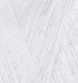 Angora Special 055 (белый) (4 шт.)