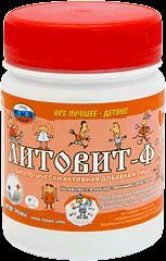 Литовит - Ф (таблетки) 140 гр