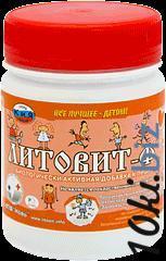 Литовит - Ф (таблетки) 140 гр Пищевые добавки в Самаре