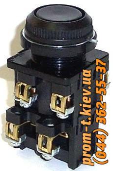 Фото Выключатели концевые, путевые, переключатели, посты кнопочные, кнопки, тумблеры, Кнопка КЕ Кнопка КЕ-191
