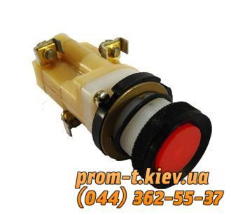 Фото Выключатели концевые, путевые, переключатели, посты кнопочные, кнопки, тумблеры, Кнопка КМЕ Кнопка КМЕ-4111