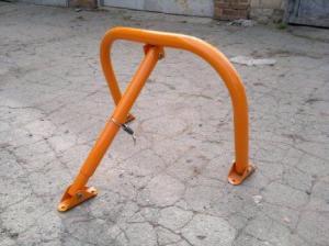 Фото Паркувальні барєри Паркувальний барєр ПБА-1