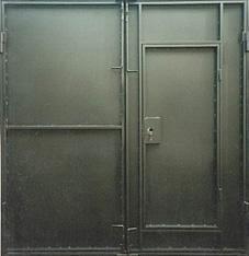 Фото Гаражні ворота Гаражні ворота
