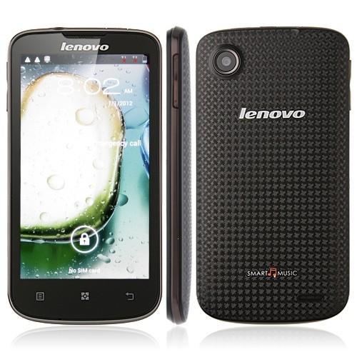 Смартфон Lenovo A800 два ядра 4,5