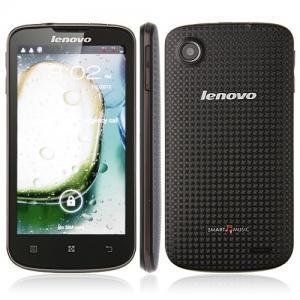 Фото Мобильные телефоны Смартфон Lenovo A800 два ядра 4,5