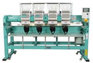 Tajima TFMX-2C 1504 (450 х 360) Вышивальная машина четырехголовочная