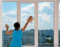 Фото  Мойка окон, витрин и фасадов. Ремонт и благоустройство помещений.