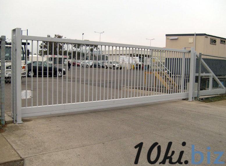Ворота, двери, рольставни, шлагбаумы, перегрузочное оборудование Услуги по строительству в России