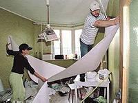 Фото  Небольшой ремонт помещений и зданий. Благоустройство территорий.