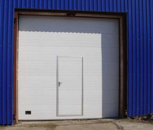 Ворота, двери, рольставни любых видов. Перегрузочное оборудование.
