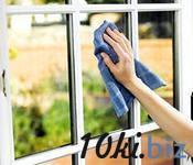 Мойка окон, витрин, фасадов зданий. Обслуживание и уборка зданий и территорий. Паркетные работы купить на рынке Дубровка
