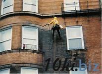 Техобслуживание и ремонт фасадов и окон зданий.  Услуги по строительству в Москве